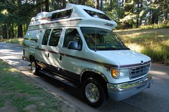 1999 Ford E250 Campervan 19ft